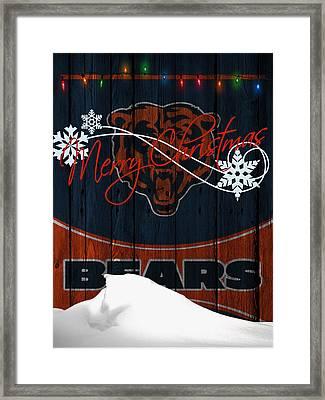 Chicago Bears Framed Print