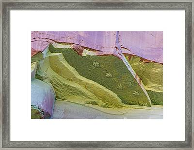 Usa, Utah, Glen Canyon National Framed Print by Jaynes Gallery