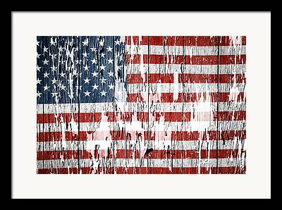 American Country Art Framed Prints