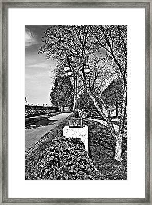 Fortress Kalemegdan Belgrade Framed Print by Milan Karadzic