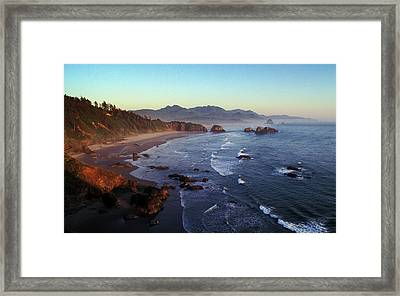 United States Framed Print