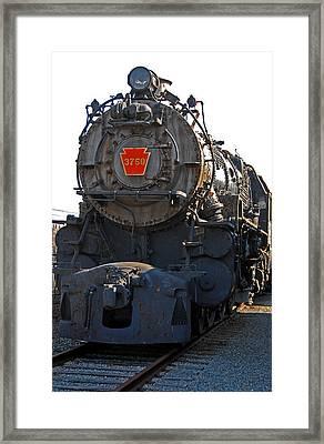 3750 Framed Print by Skip Willits