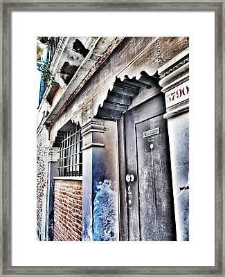 3790 Framed Print by Marianna Mills