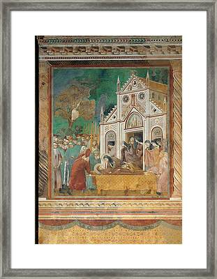 Italy, Umbria, Perugia, Assisi, Upper Framed Print by Everett