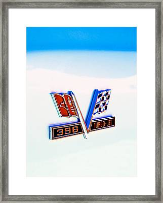 396 Turbo-jet Framed Print by Phil 'motography' Clark