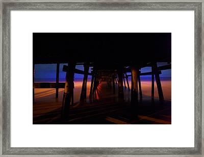 3AM Framed Print by Lon Lovett