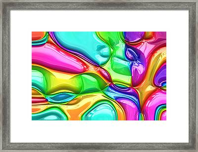 Abstract Series 15 Framed Print