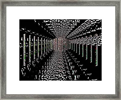 3D Framed Print by HollyWood Creation By linda zanini