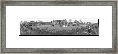 3rd Corps Horse Show, U.s. Army Framed Print
