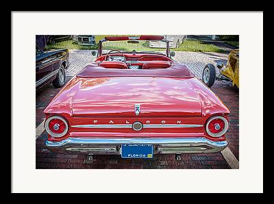 289 Motor Framed Prints