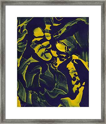 Abstract 62 Framed Print by J D Owen