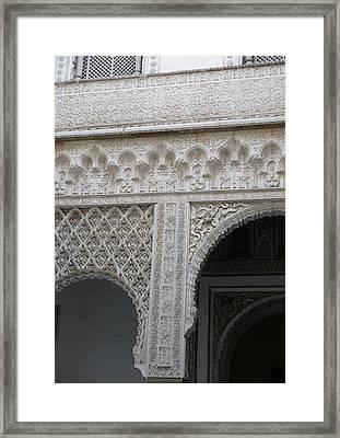 Alcazar Framed Print