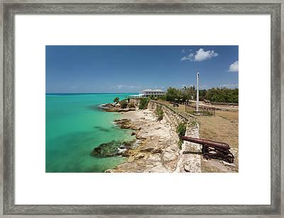 Antigua And Barbuda, Antigua, St Framed Print