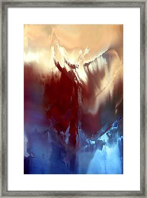 Aphrodite Anadyomene Framed Print