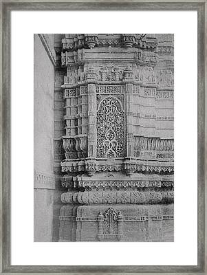 Archaeological Survey Of India Collection Framed Print by British Library