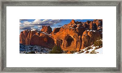 Arches National Park Framed Print by Utah Images