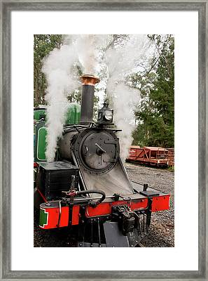Australia, Dandenong Ranges Framed Print by Cindy Miller Hopkins