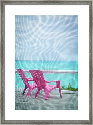 Bahamas, Little Exuma Island Framed Print