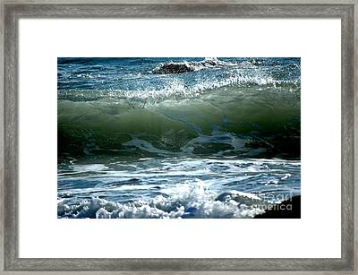 Framed Print featuring the photograph Beginnings by Christiane Hellner-OBrien