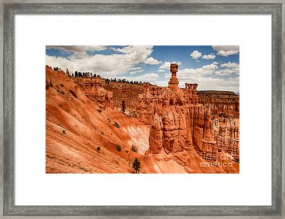 Bryce Canyon Framed Print by Jane Rix