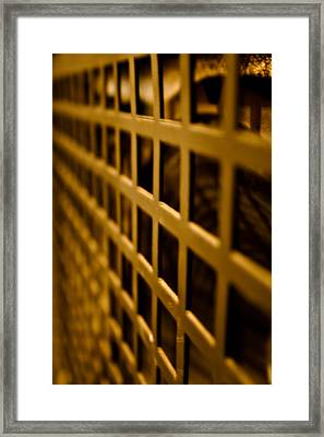 4 By 12 Cab Framed Print