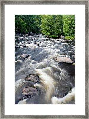 Canada, Quebec, Mont-rolland Framed Print