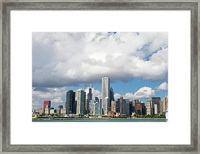 Chicago Framed Print by Jim West