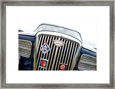 Classic Car Framed Print by Fizzy Image