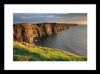 Ireland Framed Prints