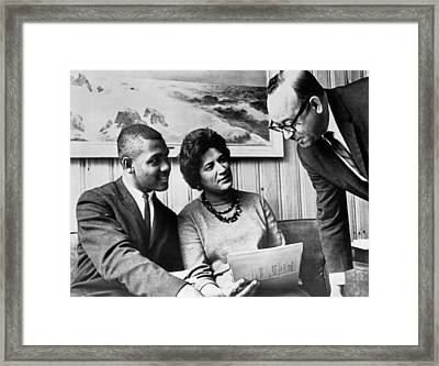 Constance Baker Motley (1921-2005) Framed Print
