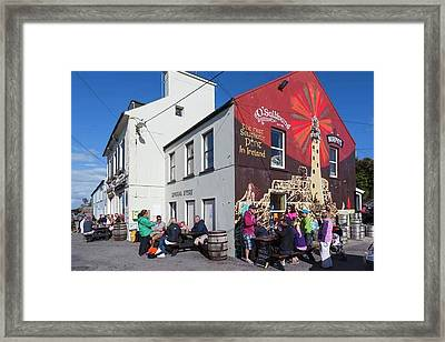 Crookhaven, Ireland Framed Print