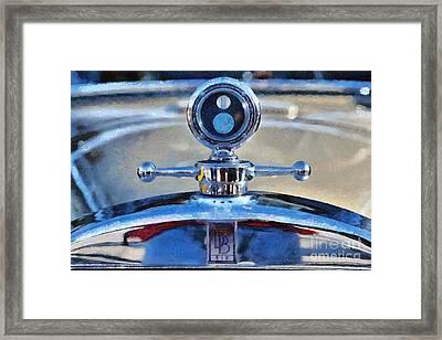 1928 Dodge Brothers Standard 6 Framed Print