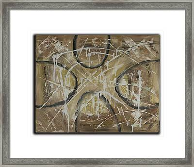 4 Doors To Heaven Framed Print by Coqle Aragrev