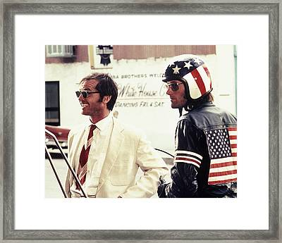 Easy Rider  Framed Print