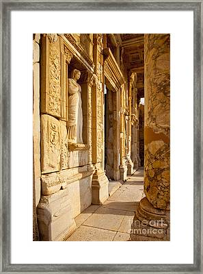 Ephesus Turkey Framed Print