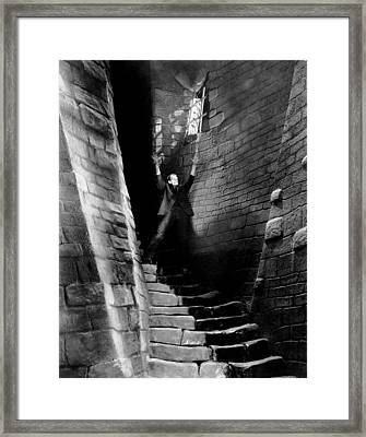 Frankenstein, Boris Karloff, 1931 Framed Print by Everett