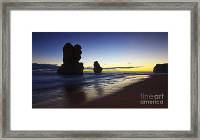 Gibson Beach Framed Print by Bill  Robinson