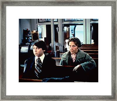 Harold And Maude  Framed Print by Silver Screen