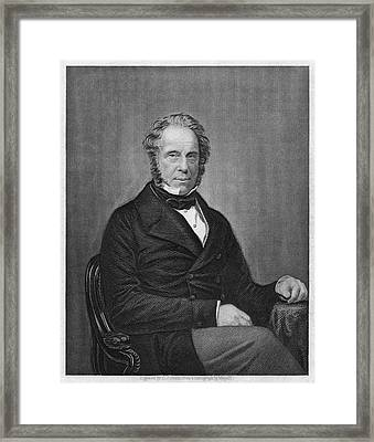 Henry John Temple (1784-1865) Framed Print by Granger