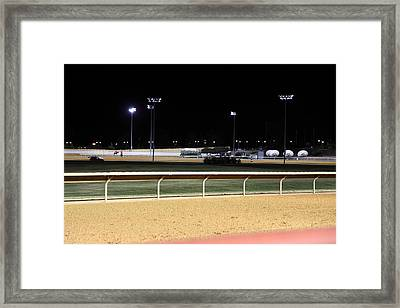 Hollywood Casino At Charles Town Races - 12121 Framed Print