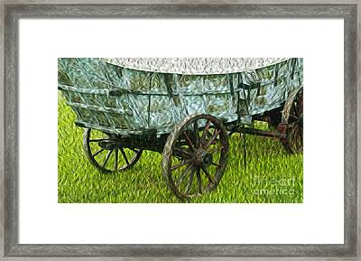 4 Horse Power Framed Print by Paul W Faust -  Impressions of Light