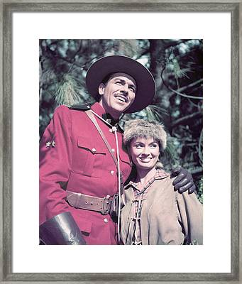 Howard Keel Framed Print