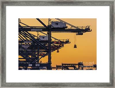 Industrial Framed Print by Svetlana Sewell