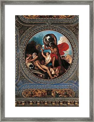 Italy, Veneto, Venice, Marciana Framed Print