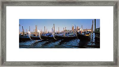 Italy, Venice, San Giorgio Framed Print