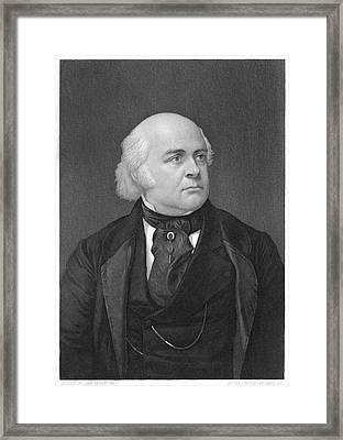 James Bruce (1811-1863) Framed Print