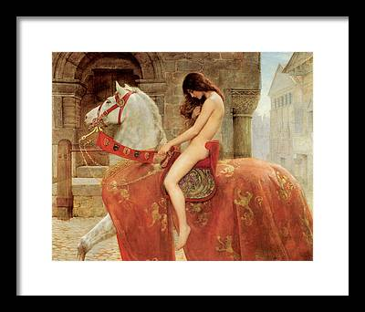 Collier Paintings Framed Prints