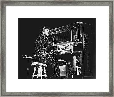 Liberace Framed Print