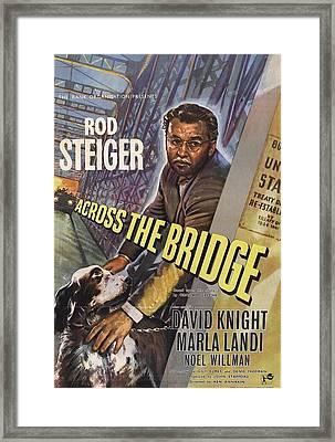 Movie Posters Framed Print by Vintage