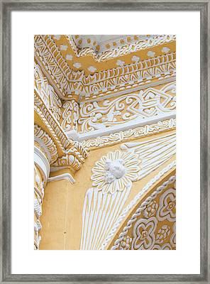 Nuestra Senora De La Merced Cathedral Framed Print by Michael Defreitas